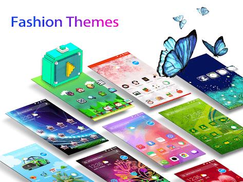 APUS Launcher - Theme, Wallpaper, Hide Apps pc screenshot 1