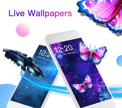 APUS Launcher - Theme, Wallpaper, Hide Apps pc screenshot 2