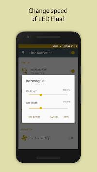 Flash Call Alert & SMS pc screenshot 1