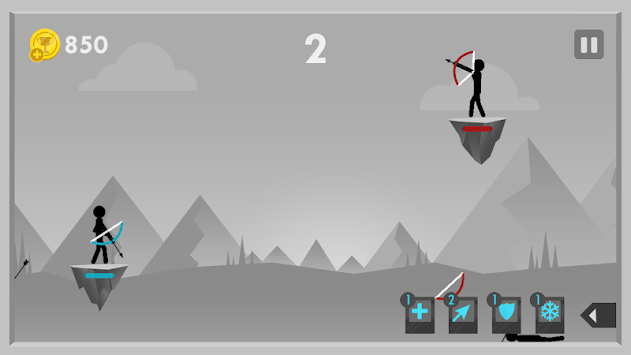 Archer Fighter: Stickman Fight pc screenshot 1