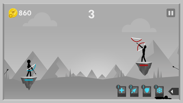 Archer Fighter: Stickman Fight pc screenshot 2