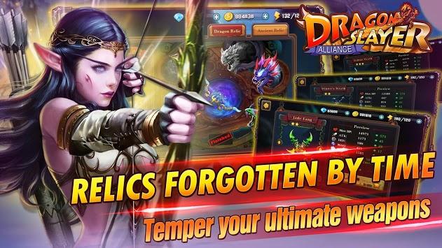 Dragonslayer Alliance pc screenshot 1