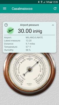 Accurate Barometer pc screenshot 1