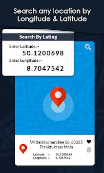 Latitude Longitude Finder pc screenshot 2