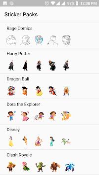 WhatStickers FREE - WAStickerApps Stickers pc screenshot 2