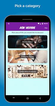 Ask Herbie pc screenshot 1