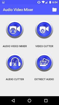 Audio Video Mixer Video Cutter video to mp3 app pc screenshot 2