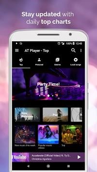 Free Music Player, Music Downloader, Offline MP3 pc screenshot 2