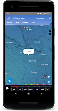 Weather Radar pc screenshot 1
