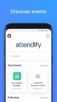 Attendify pc screenshot 1
