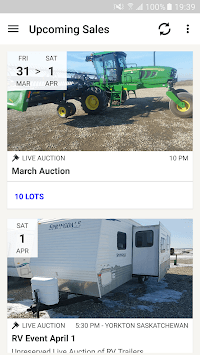 Yorkton Auction Centre pc screenshot 1