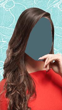 Women Long Hair Photo Editor pc screenshot 1