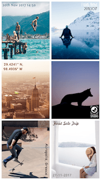 Auto Stamper: Timestamp Camera App for Photos 2019 pc screenshot 2