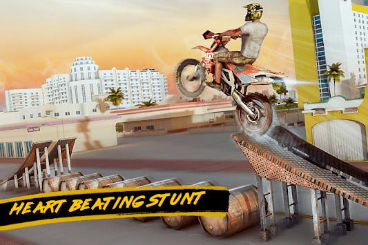 Crazy City Bike Racing Stunt Master pc screenshot 1