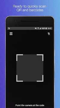 Free QR Scanner by Avira pc screenshot 1