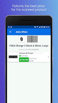 Free QR Scanner by Avira pc screenshot 2