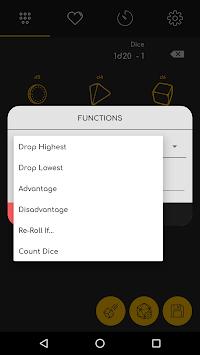 D20 - Dice Roller pc screenshot 1