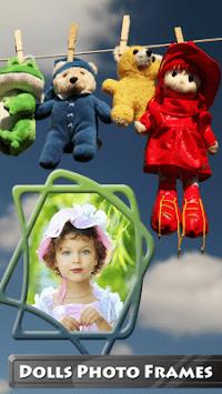 Dolls Photo Frames pc screenshot 1