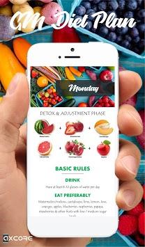 GM Diet Plan Beginner pc screenshot 1
