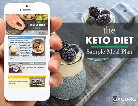 Keto Diet Plan Beginner pc screenshot 1