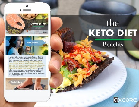 Keto Diet Plan Beginner pc screenshot 2