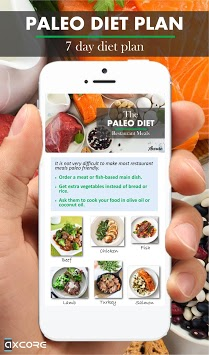 Paleo Diet Plan pc screenshot 1