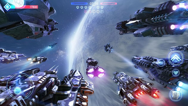 Star Forces: Space shooter pc screenshot 1