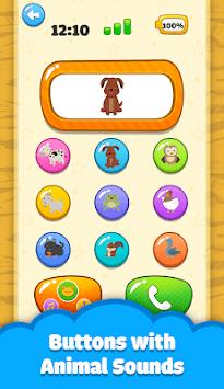 Baby Phone Kid -  Number Animal Music pc screenshot 2