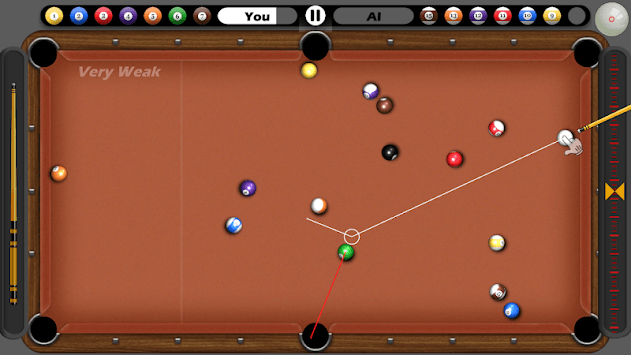 8 Ball Pool pc screenshot 1
