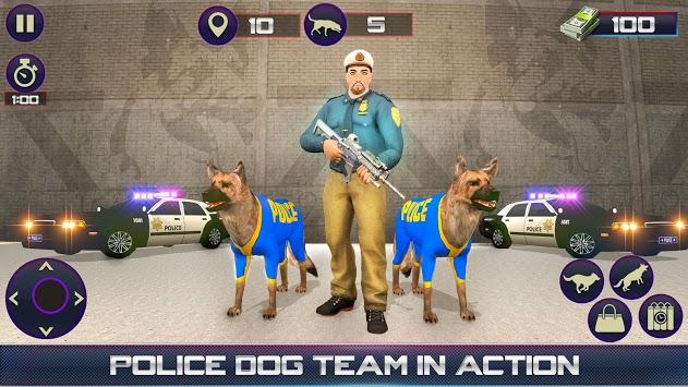 Us Police Dog Duty Simulator pc screenshot 1