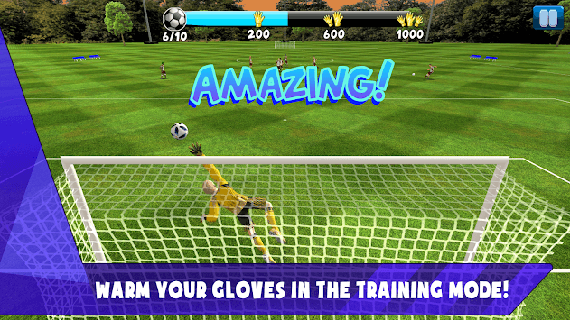 Soccer Goalkeeper 2019 - Soccer Games pc screenshot 1