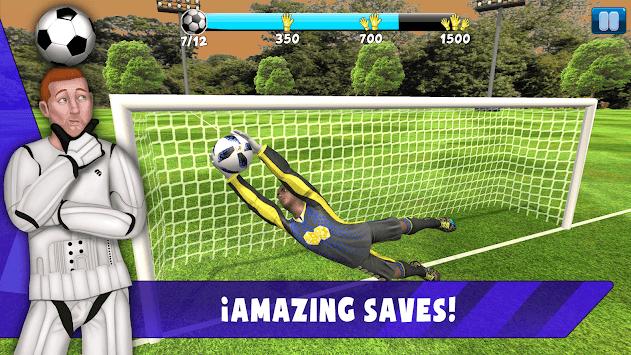 Soccer Goalkeeper 2019 - Soccer Games pc screenshot 2