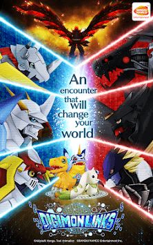 DigimonLinks pc screenshot 1
