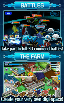 DigimonLinks pc screenshot 2