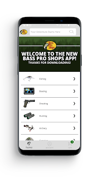 Bass Pro Shops pc screenshot 1
