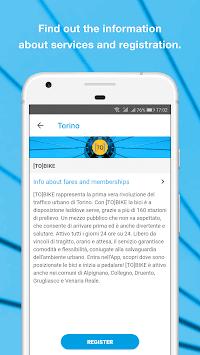 BicinCittà - the bike sharing of Italy pc screenshot 1