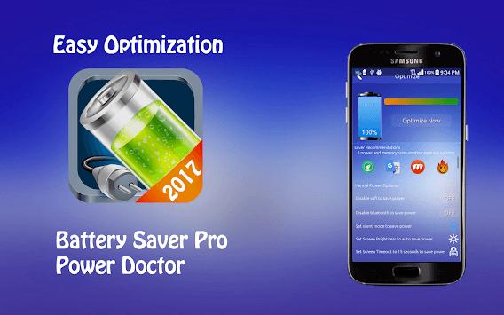 Battery Saver 2017 Super Power pc screenshot 1