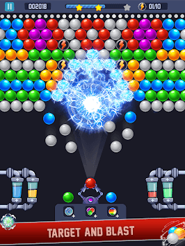 Bubble Burst Pop Puzzle pc screenshot 1