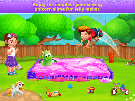 DIY Unicorn Slime Maker pc screenshot 1