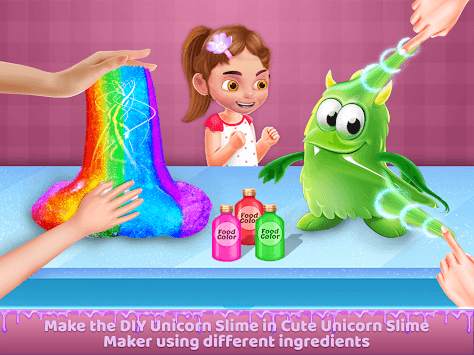 DIY Unicorn Slime Maker pc screenshot 2