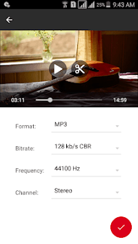 Video To MP3 Converter, Fast Video Cutter pc screenshot 2