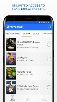 Beachbody On Demand - The Best Fitness Workouts pc screenshot 1