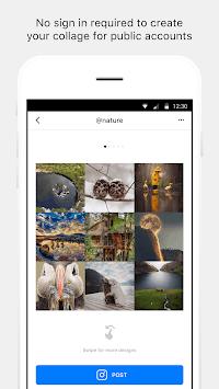 Best Grid for Instagram - 2018 Top Nine pc screenshot 2