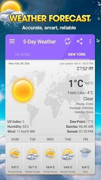 Weather App- Beauty Life - Best Weather App pc screenshot 1