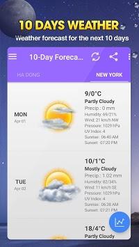 Weather App- Beauty Life - Best Weather App pc screenshot 2