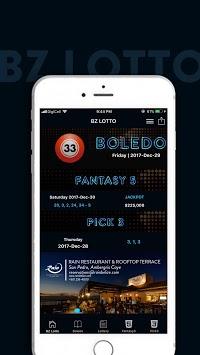 Belize Lotto pc screenshot 1