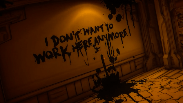 bendy horror ink machine zombies pc screenshot 1