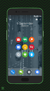 Rondo - Flat Style Icon Pack pc screenshot 1