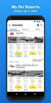 bergfex/Ski - Skiresort Skiing Weather Snow Powder pc screenshot 2