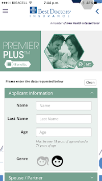 Best Doctors Insurance pc screenshot 1